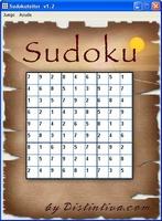 Sudokuteitor screenshot 3