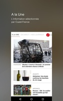 Ouest France screenshot 7