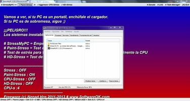 StressMyPC screenshot 3