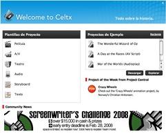 celtx screenshot 5