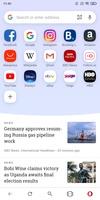 Opera Browser screenshot 5