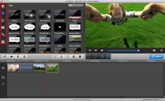 Wondershare Filmora X screenshot 3
