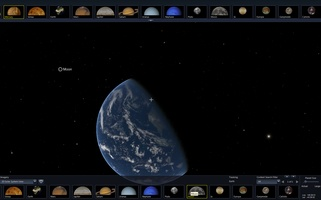 WorldWide Telescope screenshot 3