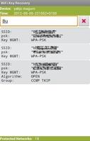WiFi Key Recovery screenshot 2