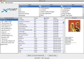 xPort screenshot 5