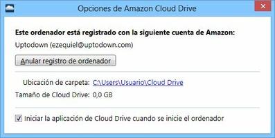 Amazon Cloud Drive screenshot 2