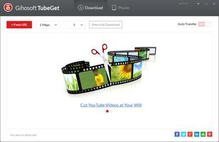 Gihosoft TubeGet Free YouTube Downloader screenshot 8
