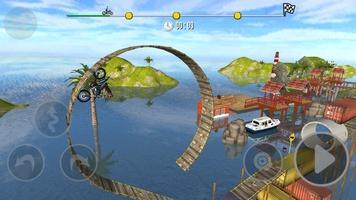 Bike Stunt Tricks Master screenshot 7