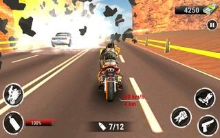 Highway Stunt Bike Riders screenshot 3