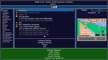 MAME screenshot 9