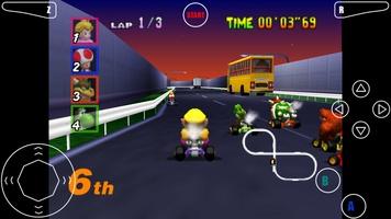 MegaN64 screenshot 3