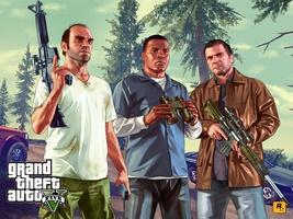 Grand Theft Auto V Wallpaper screenshot 3