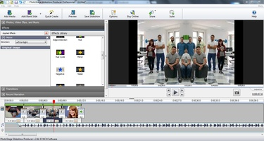 PhotoStage Free Slideshow Maker screenshot 7