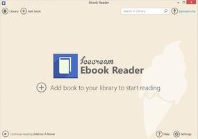 IceCream Ebook Reader screenshot 8