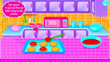 Sweet Cookies - Game for Girls screenshot 6