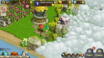 Zombie Castaways screenshot 7