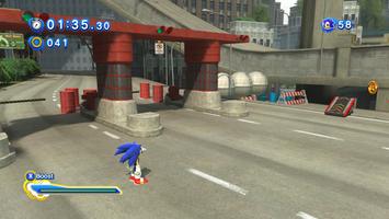 Sonic Generations Unleashed Project screenshot 6