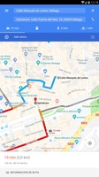 Google Maps Go screenshot 4
