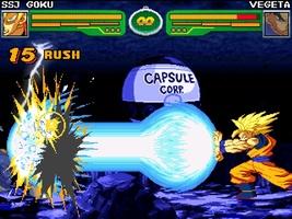 Hyper Dragon Ball Z screenshot 8
