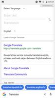 Google Go screenshot 8