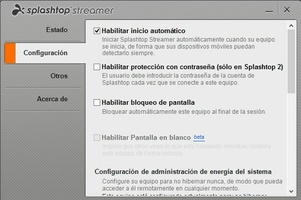Splashtop Streamer screenshot 3