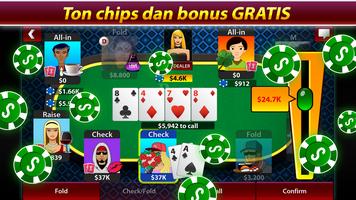 Texas Holdem Poker Online Free - Poker Stars Game screenshot 3