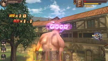 Attack on Titan screenshot 4