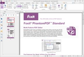 Foxit PDF Editor screenshot 2