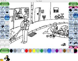 Tux Paint screenshot 3