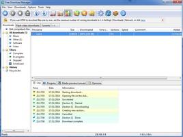 Free Download Manager screenshot 5