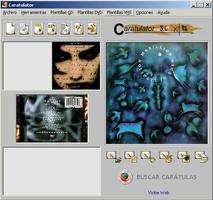 Caratulator screenshot 2