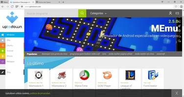 Opera Developer screenshot 3