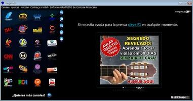 Megacubo screenshot 3