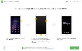 iMyFone LockWiper (Android) screenshot 6