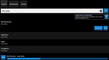Simple mp3 Downloader screenshot 2
