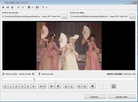 Free Video Dub screenshot 6
