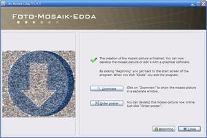 Foto Mosaik screenshot 2