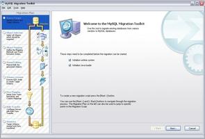 MySQL GUI Tools screenshot 2