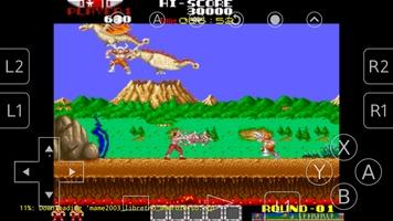 RetroArch64 screenshot 2