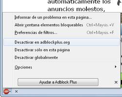 AdBlock Plus for Firefox screenshot 7