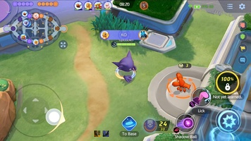 Pokémon UNITE screenshot 9