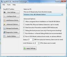 EasyBCD screenshot 4