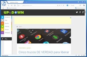 UC Browser para PC screenshot 4