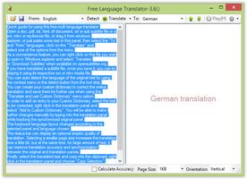 Free Language Translator screenshot 2