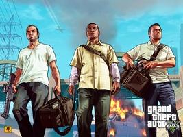 Grand Theft Auto V Wallpaper screenshot 4