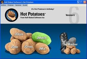 Hot Potatoes screenshot 2