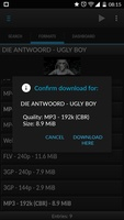 YouTube Downloader for Android screenshot 5