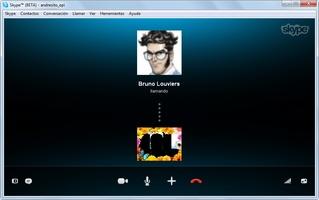 Skype Beta screenshot 4