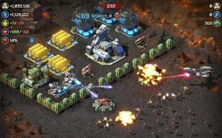 Battle for the Galaxy screenshot 2