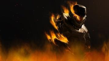 Halo Screensaver screenshot 2